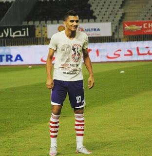 """أحمد سمير لاعب الإسماعيلي """" لم أطلب الرحيل من الإسماعيلي ومستمر لنهاية إعارتي"""""""