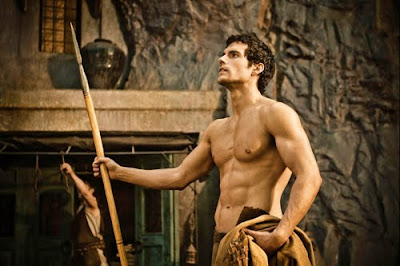 Henry Cavill Shirtless-3