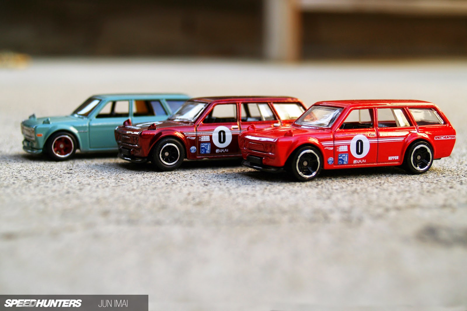 the Lamley Group: Just Unveiled: Hot Wheels Datsun 510 Wagon Super ...
