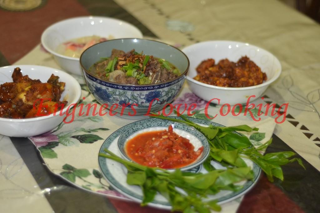 Engineers Love Cooking: MENU HARI PERTAMA BERBUKA PUASA ...