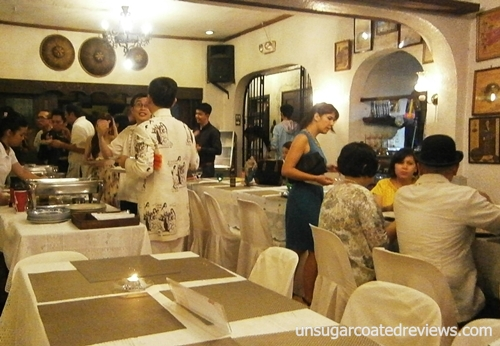 Tertulia Night at Adarna Food and Culture Restaurant