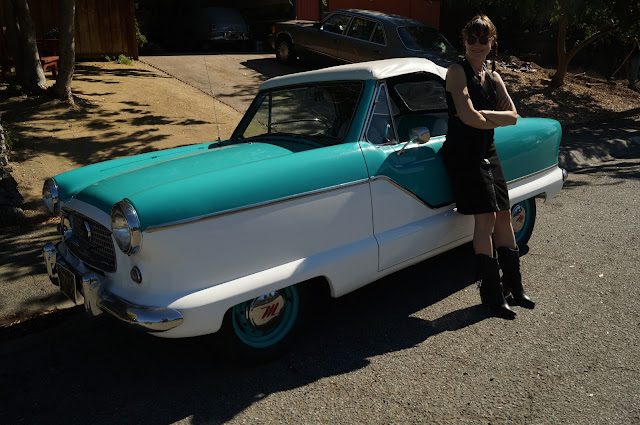 Nash Metropolitan 1961 Convertible