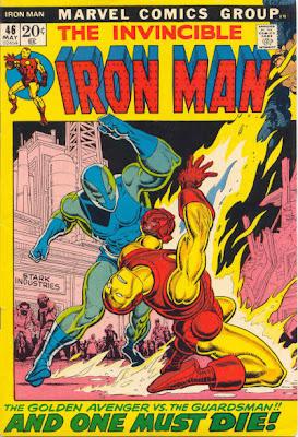 Iron Man #46, the Guardsman