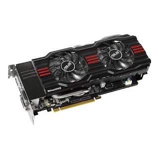 ASUS GeForce® GTX 670 DirectCU II TOP Graphics Card screenshot 2