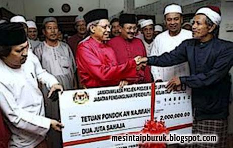 Fatwa haram sokong DAP bernilai RM2 juta?