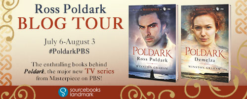 The Ross Poldark Blog Tour