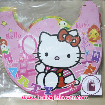 Hello Kitty Giveaways And Party Supplies Haileigh S Souvenir Haven