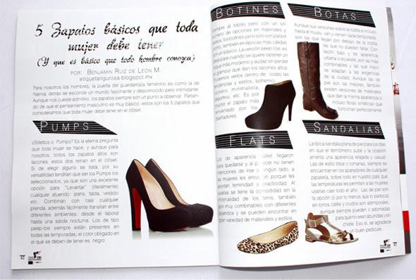 Modama magazine, zapatos, basicos, stilettos, botas, pumps, flats