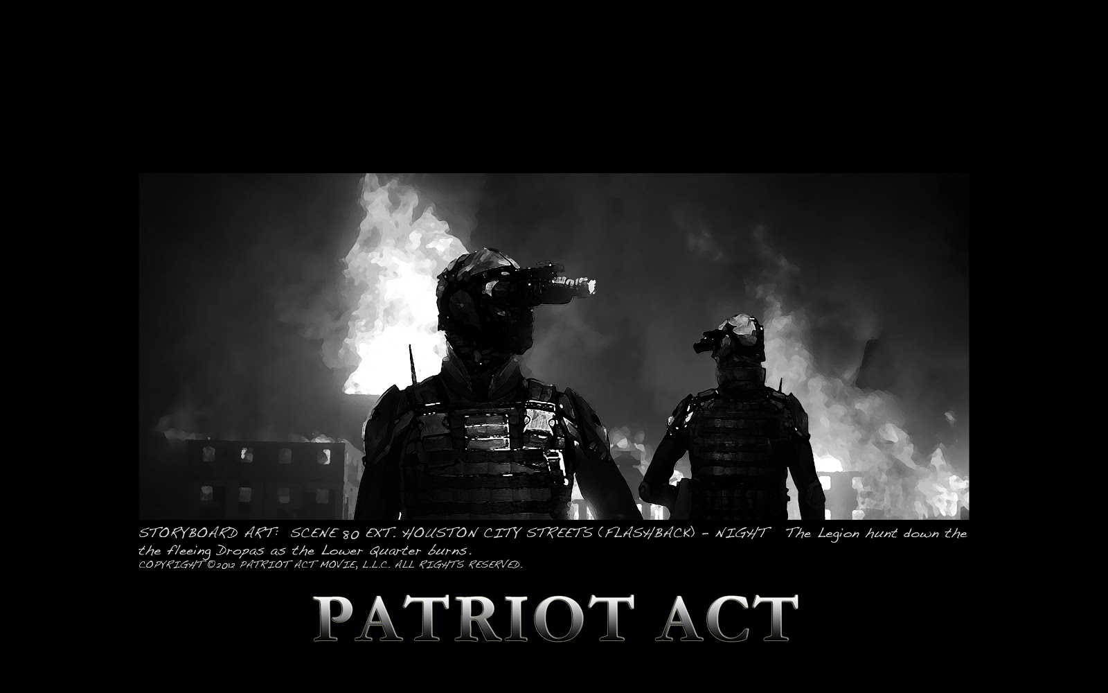 the patriot act The official title of the usa patriot act is uniting and strengthening america  by providing appropriate tools required to intercept and obstruct terrorism.