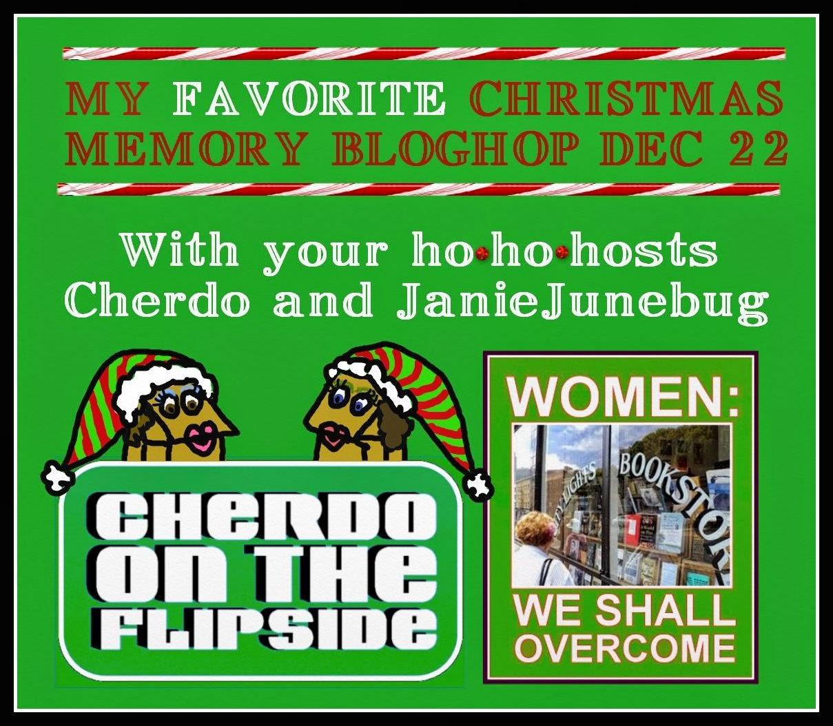 My Favorite Christmas Memory Bloghop