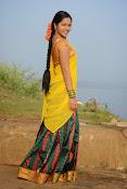 Tholi Sandhya Velalo Heroine Greeshma photos-thumbnail-12
