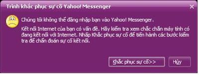 Cách khắc phục lỗi không đăng nhập được vào Yahoo