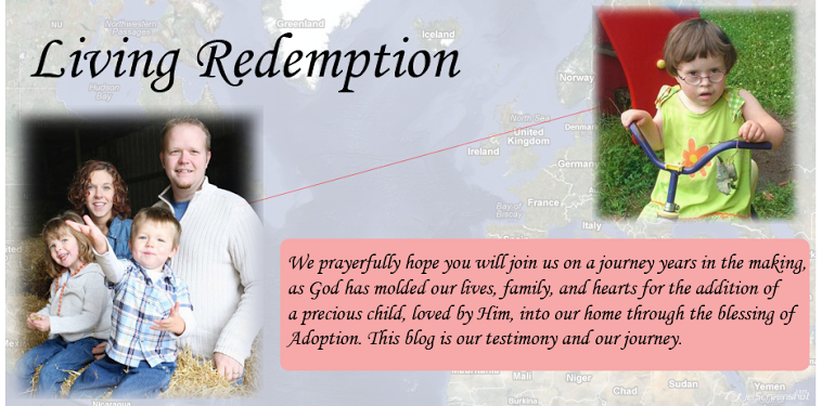 Living Redemption