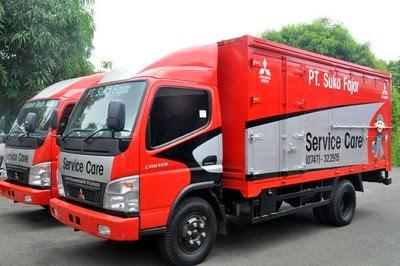 Service Car Mitsubishi