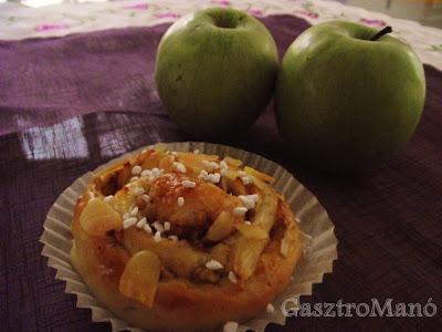 almás csiga