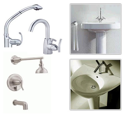 what exactly is a bathroom fixture is it just the lights the faucet ...