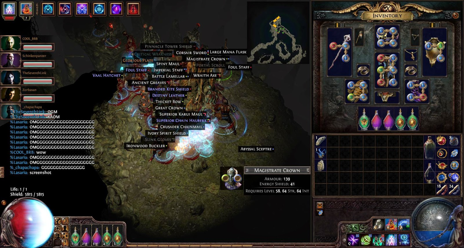 best path of exile witch build guide newby friendly build
