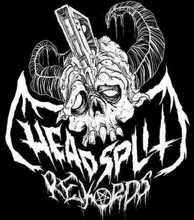 THE ANALOG-GRAVEROBBER : Headsplit Records