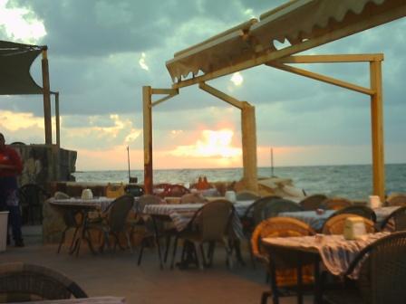 Manara Palace Cafe Beirut