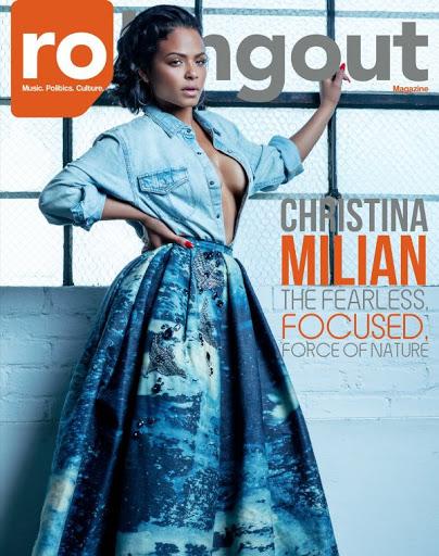 Christina Milian models