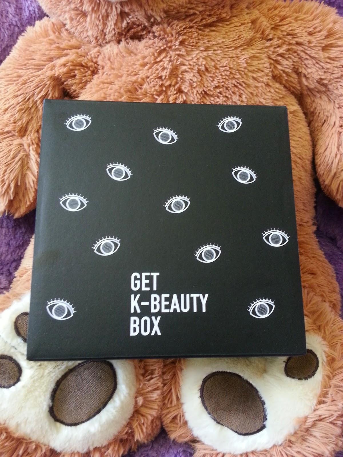 Get K-Beauty Box