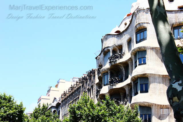 Casa Mila La Pedrera Barcelona Spain Photos