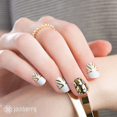 I'm also a UK Jamberry Consultant!