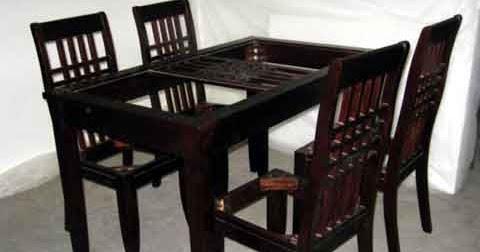 meja makan minimalis untuk ruang makan sempit blog
