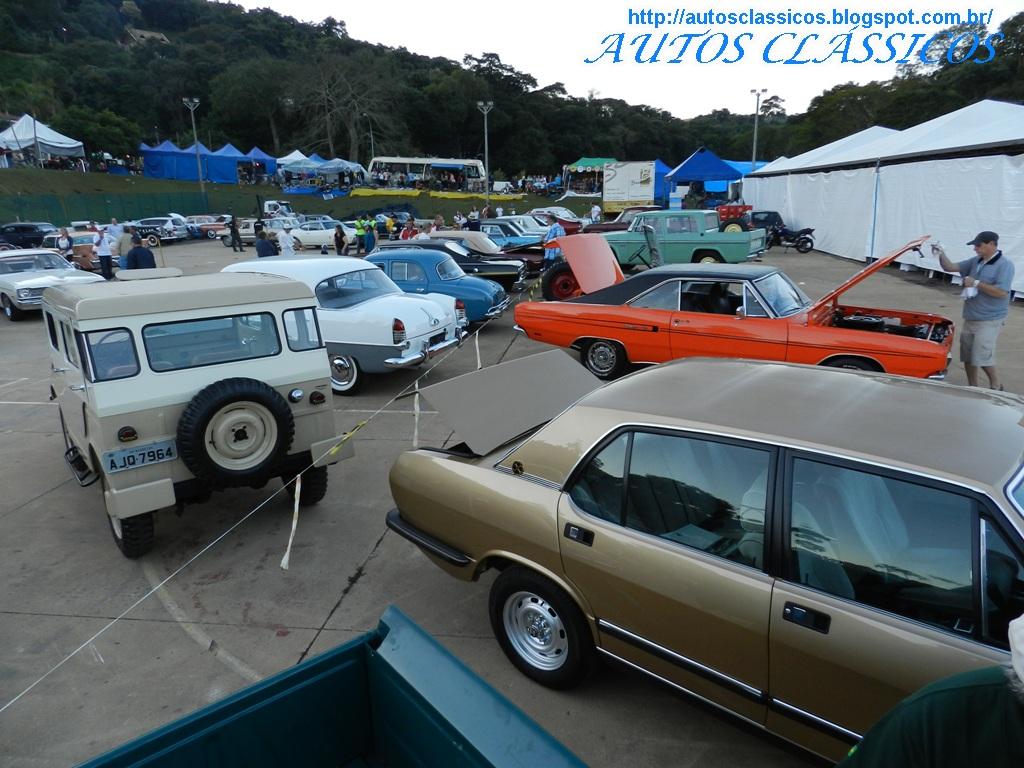 Encontro de carros antigos aguas de lindoia 2012 fotos 87
