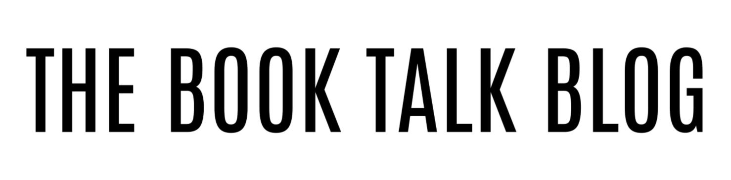 THE BOOK TALK BLOG