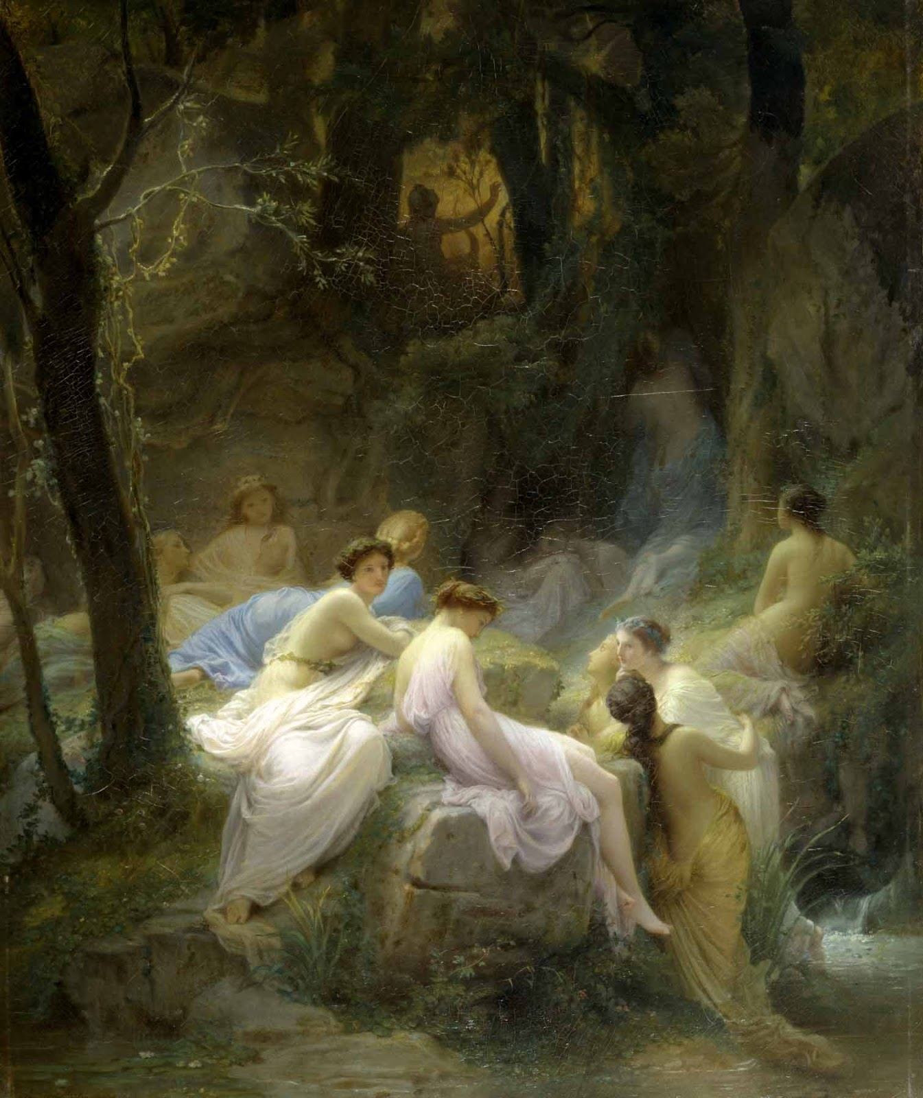 A Classic a Day: Orpheus and Eurydice