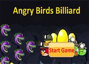 Angry Birds Billiard