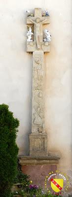 Croix d'Ogéviller (XVIIIe siècle)