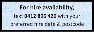 Hire availability