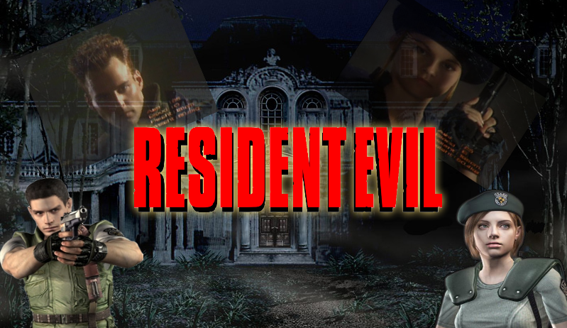 Resident Evil Remake Chris Jill