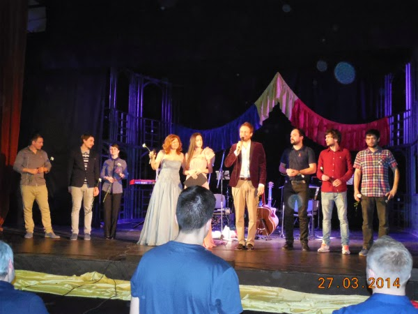 Basarabia canta romaneste la Craiova