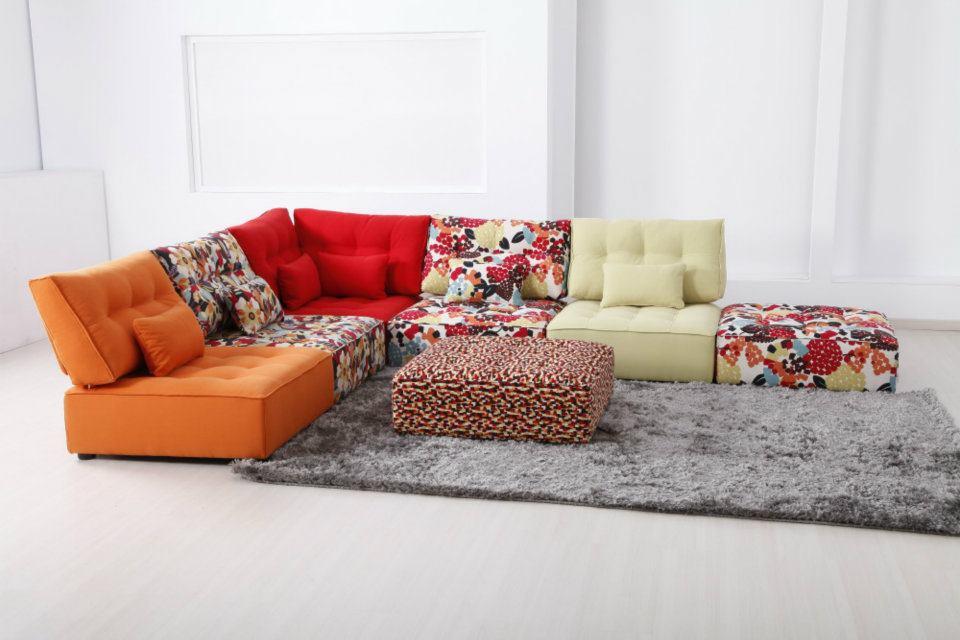 Tienda muebles modernos muebles de salon modernos salones de dise o madrid abril 2011 - Sofas fuenlabrada ...