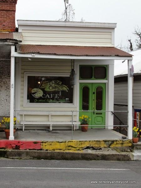 Buffalo Chips Emporium in Amador City, California