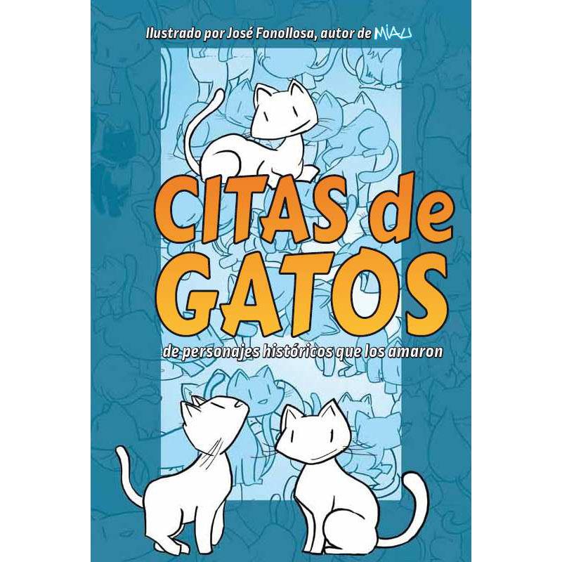 COMPRA CITAS DE GATOS