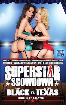 Superstar Showdown - Tori Black vs. Alexis Texas - (+18)