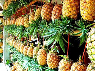 pineapple fruit shop