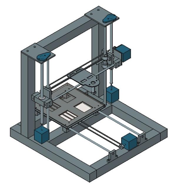 3D-Drucker Im Eigenbau
