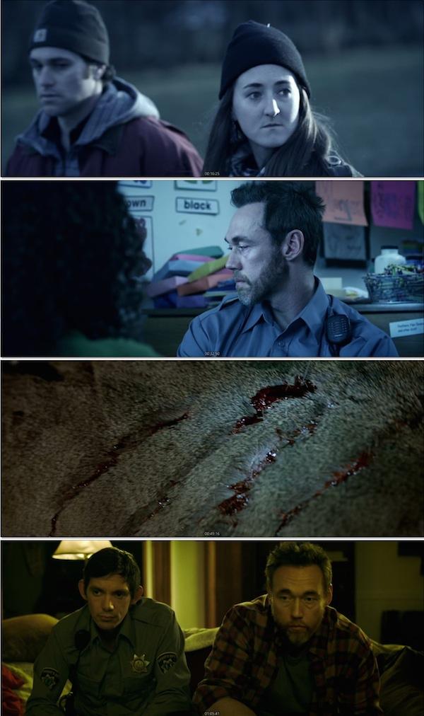 Dark Was the Night 2014 BluRay 720p 450MB