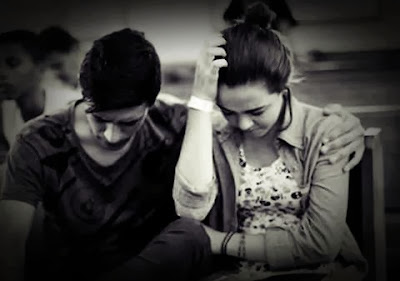 casal orando tumblr