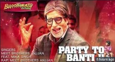 Party Toh Banti Hai (Bhoothnath Returns) HD Mp4 Video Songs