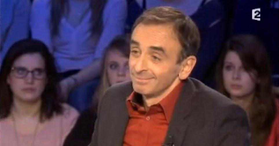 Après ONPC, Laurent Mucchielli s'inquiète pour la santé mentale d'Eric Zemmour