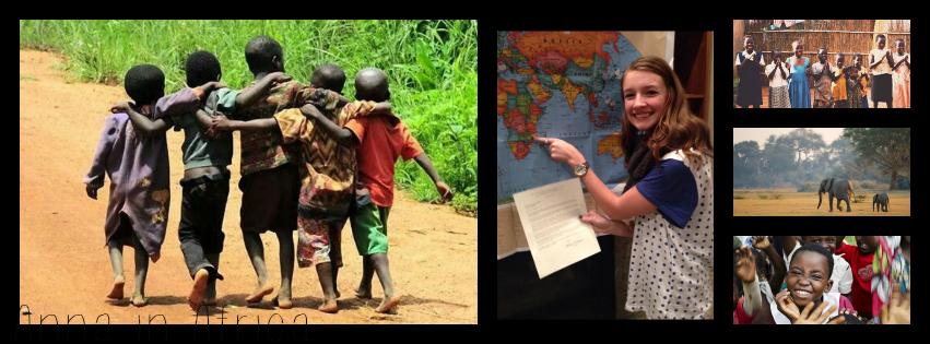 Anna in Africa