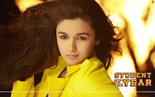 Student Of The Year Hot Alia Bhatt Wallpaper