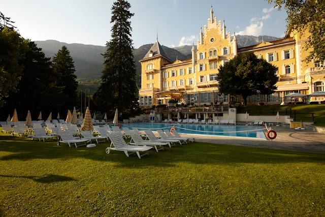 Grand Hotel Billia, come ai tempi della Belle Epoque!