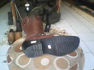 sepatu mark nason boot